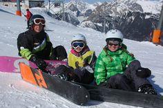 #Snowboardkurse