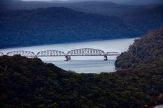 Brooklyn Bridge Hawkesbury River, NSW