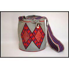 Wayuu Mochila Bags- Rhinestones
