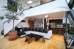 Contemporary Apartment Design In Classy City London