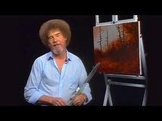 Bob Ross - Rustic Winter Woods (Season 27 Episode 3) - YouTube