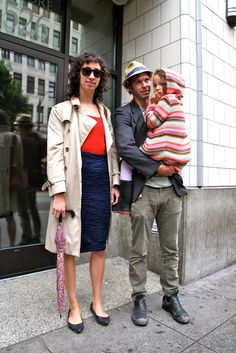 it's my darlin' Seattle street style: Lenna Peterson, Thomas and Tuuli