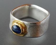Beautiful ring by Ann Culy.