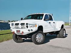 Earning A Living And Riding In Style - 2005 Dodge 3500 - Diesel Truck Magazine Lowered Trucks, Lifted Ford Trucks, 4x4 Trucks, Chevrolet Trucks, Cool Trucks, 1957 Chevrolet, Chevrolet Impala, Lifted Dodge, Diesel Pickup Trucks