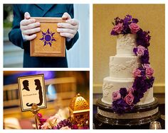Fall In Love With This Tangled-Inspired Wedding | Disney Style