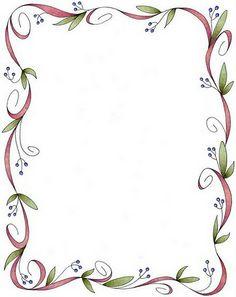 BORDES Y MARCOS - Tita K - Álbumes web de Picasa Page Borders Design, Border Design, Frame Background, Paper Background, Molduras Vintage, Boarders And Frames, Art Carte, School Frame, Quilt Labels