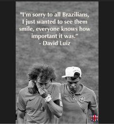 David Luiz my heart is officaly broken all over again