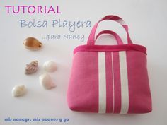 Tutorial Bolsa Playera para Nancy http://manualidades.facilisimo.com/blogs/costura/tutorial-bolsa-playera-para-nancy_1207354.html