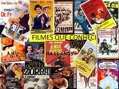 FILMES QUE CONHECI