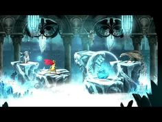 Visit nameofthesong for the trailermusic of: Child of Light - UK Launch & 'The World of Lemuria' Trailer Child Of Light, Game Ui Design, Light Games, Lighting Uk, Video Games, Product Launch, Pure Products, Cool Stuff, Children
