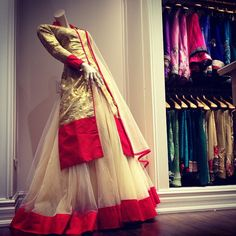 SO excited that our new collection of formal west has already started to trickle in :) #ctcwest #formalwear #lehenga