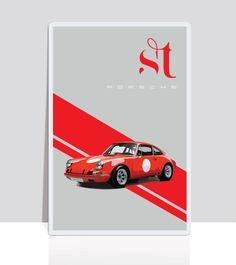 1970 Porsche 911st Red.jpg