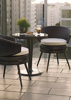 The Terrace Table Is A Rail Hanging Folding Balcony Table