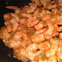 Wonderful low fat shrimp recipe
