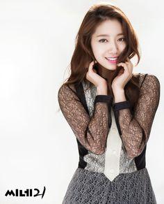 Park Shin Hye - Cine21 Magazine No. 982