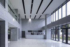 Zhonghe Sports Center / Q-Lab