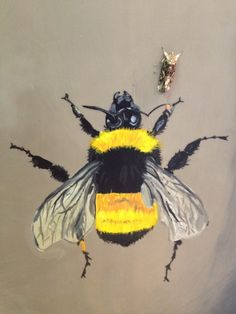 My name is Becky Robbins and I am an artist and photographer specialized in art, food, culture, leisure and lifestyle. Bee, Culture, Artist, Painting, Animals, Honey Bees, Animaux, Painting Art, Bees