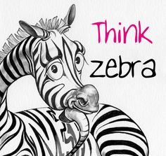 Pin by Stephanie Ann Middleton on Think Zebra ! Primary