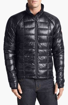 Canada Goose 'Hybridge™ Lite' Slim Fit Packable Jacket available at #Nordstrom
