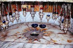 The Birthplace of Jesus, Church of the Nativity, Bethlehem, Israel Bethlehem Israel, Birthplace Of Jesus, Israel Travel, Israel Trip, Nativity Church, Visit Israel, Holy Land, World Traveler, Pilgrimage