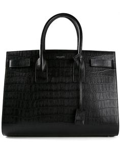 c05f13835a85 Shop Saint Laurent large  Sac de Jour  tote in Gore from the world s best