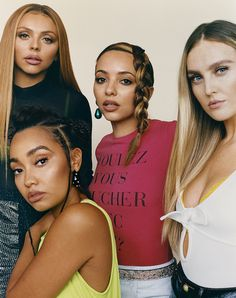 It's been seven years since Jade Thirlwall, Jesy Nelson, Leigh-Anne Pinnock and Perrie Edwards became the first-ever group to win The X Factor. Since then they've sold 45 million albums, broken records and won countless awards. On the eve of the release of their record LM5, the group chats to ASOS Magazine about their new music, fighting pressures within the industry and awakening their inner activist.