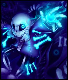 Sans - Undertale - You're gonna have a bad time! by WalkingMelonsAAA on DeviantArt