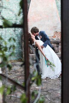 #wedding #kiss #perfect