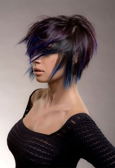 Love these colors! http://www.beautylaunchpad.com/portfolio-juxtaposed-by-studio-c-salon