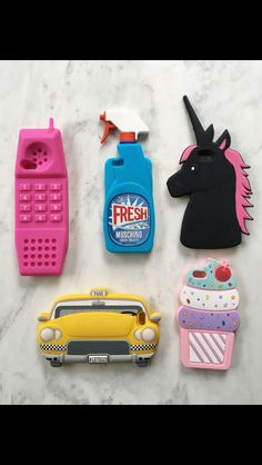Cute and strange phone cases