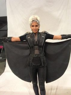 X-Men: Days of Future Past Set Photo: Halle Berry as Storm