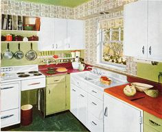 1957 kitchen