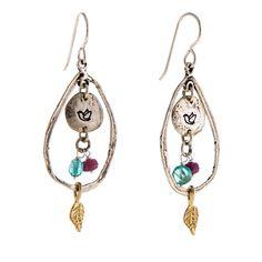 Dove Flight Earrings | Jes MaHarry Jewelry