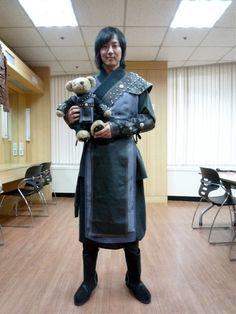 Kim Nam Gil Queen Seon Duk | Bidam (Kim Nam-Gil) Doll- Great Queen Seon Deok