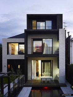 Middle Park House, Melbourne // Chamberlain Javens Architects, K.P.D.O | Afflante.com