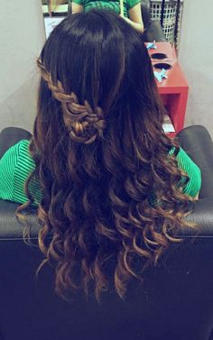 Braid + curl
