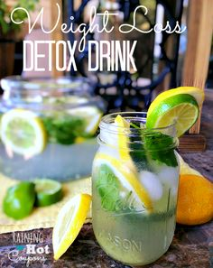 Instructions      Cut the lemon, lime and cucumber into thin slices with peels     Grate the ginger     Combine all of the ingredients and stir     Place the detox water in the fridge for a few hours and drink 2-3 glasses a day!