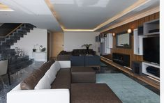 Apartment KM by Kababie Arquitectos