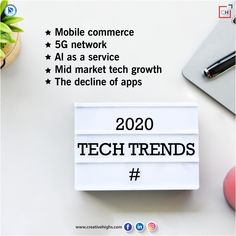 Here are some tech trends that are going to make their way in the upcoming Marketing Tools, Social Media Marketing, Digital Marketing, Seo Online, Reputation Management, Advertising Agency, Signage, Blog, Cards Against Humanity