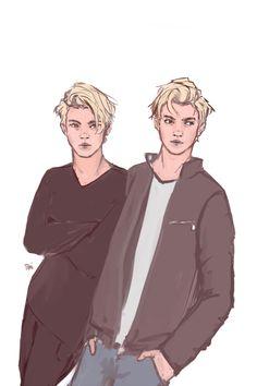 Minyard Twins