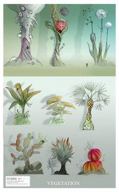《最终幻想》游戏原画设计师 最新概念艺术作品赏 综合图片--创意图库