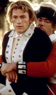 Heath Ledger in The Patriot