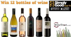 Win 12 bottles of wine