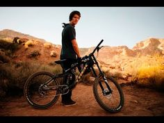 Downhill & Tribute 2017 - Brandon Semenuk - YouTube