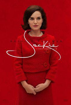 Jackie: Película sobre la ex primera dama estadounidense Jacqueline Kennedy, centrada en los días inmediatamente posteriores al asesinato de JFK, en Dallas, el 22 de noviembre del año 1963. (FILMAFFINITY)