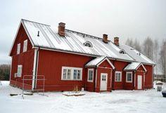 Omakotitalo 6h+k+2wc+kph+sauna - Kuusa, Laukaa, FI | Jokakoti.fi