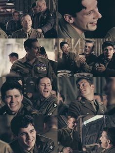 """Band of Brothers • """"The Night of the Bayonet!"""" ❤️"""