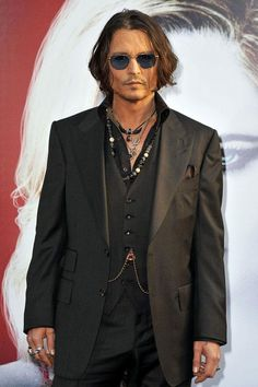 Jhonny Depp no top 10 sexy do mundo