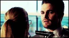 oliver & felicity || ''you're not gonna lose me'' (2x13)