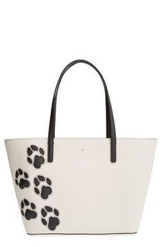 This Kate Spade tote is the cat's meow.